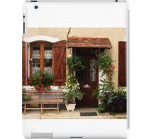 RUE DE L'EGLISE iPad Case/Skin