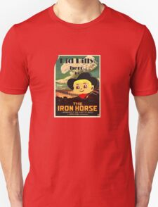 Kid Billy Cowboy movie poster tee Unisex T-Shirt
