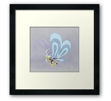 My Little Pony Discord Breezie Framed Print