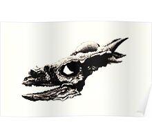 Stygimoloch Skull Poster