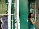 Green Expressions, Buenos Aires by Kent DuFault
