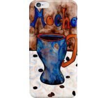 Mocha  iPhone Case/Skin