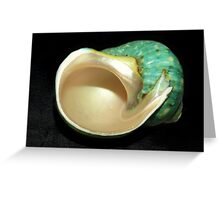 Striving for perfection Greeting Card