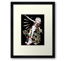 Touhou - Sakuya Izayoi Framed Print