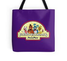 Five Nights at Freddy's 2 Freddy Fazbear's Logo  Tote Bag
