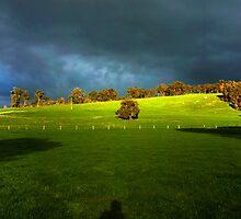 Storm a Brewin - Yarloop, Western Australia by James Farnan