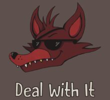Five Nights at Freddy's Foxy Deal With It Kids Clothes