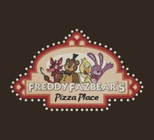 Five Nights at Freddy's Freddy Fazbear's Logo by Kaiserin