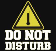 Do Not Disturb by mralan