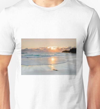 Winter on Straddie - North Stadbroke Island Unisex T-Shirt