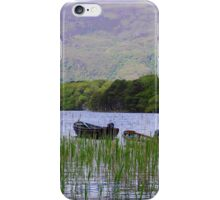 Killarney Boats iPhone Case/Skin