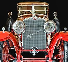 1923 Hispano Suiza by Ann J. Sagel