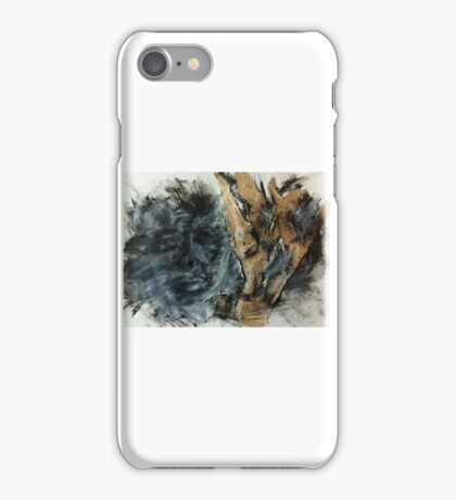 Abstract vs Reality iPhone Case/Skin