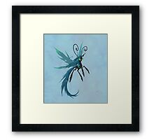My Little Pony Queen Chrysalis Breezie Framed Print