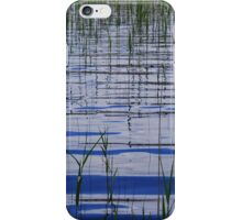 Water & Reeds iPhone Case/Skin