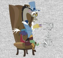 My Little Pony Discord - Like a Sir Kids Clothes
