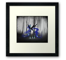 My Little Pony Nightmare Moon  Framed Print