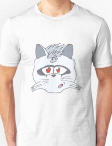 Raccoon Covet Design T-Shirt