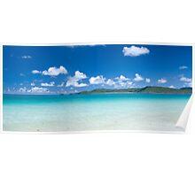 Whitehaven Beach 4.0 Poster