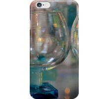 Hand blown glass iPhone Case/Skin