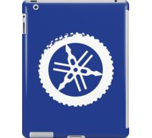 Up On One Performance Dirt Motorcycles iPad Case/Skin
