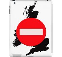 Fortress UK iPad Case/Skin