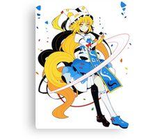 Touhou - Ran Yakumo Canvas Print