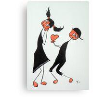 Love III Canvas Print