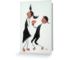 Love III Greeting Card