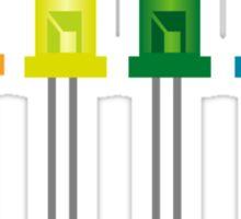 Colorful LEDs Sticker