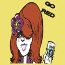 Go Red by Kim McClain Gregal