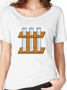 Chemistry Tubes Women's Relaxed Fit T-Shirt