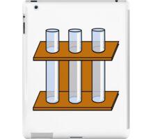 Chemistry Tubes iPad Case/Skin