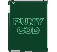 Puny God iPad Case/Skin