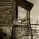 THE OLD PORCH SWING by Diane Peresie