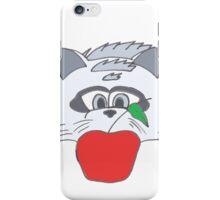 Raccoon Thief Design iPhone Case/Skin