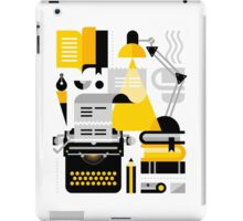 Creative Writing iPad Case/Skin