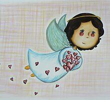 Spreading The Love by Rosie Harriott
