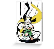 Touhou - Youmu Konpaku Greeting Card
