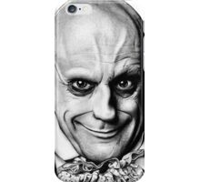 Uncle Fester iPhone Case/Skin