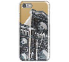 Il Duomo di Firenze iPhone Case/Skin