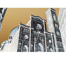Il Duomo di Firenze Photographic Print