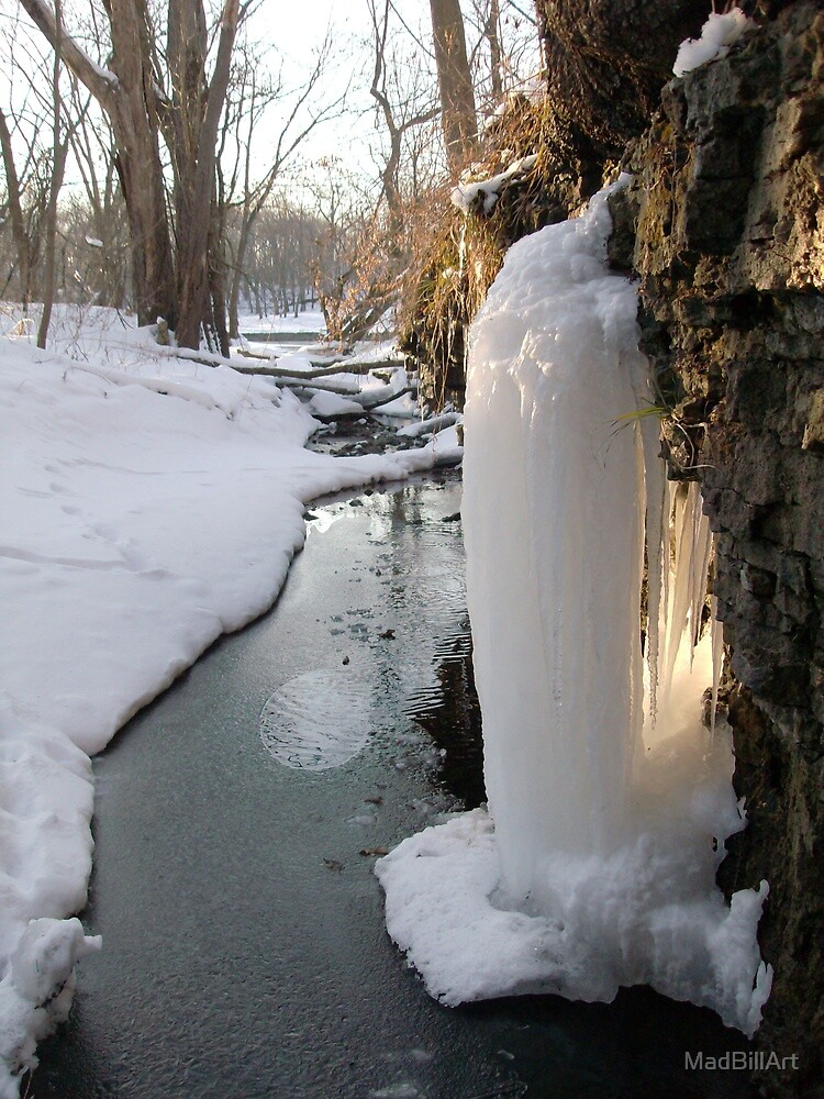 Frozen by MadBillArt