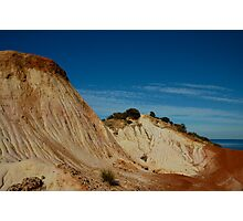 The Sugarloaf, Hallett Cove Conservation Park Photographic Print