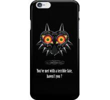 Majora's mask Tears iPhone Case/Skin