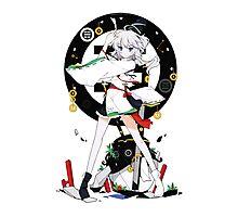 Touhou - Mononobe no Futo Photographic Print