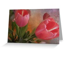 ~ Tulips ~ Greeting Card