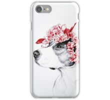 Dog crown iPhone Case/Skin