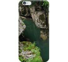 Over the river iPhone Case/Skin
