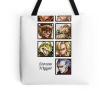 Heroes in Time Tote Bag